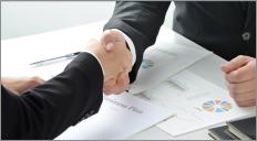 派遣や業務委託に関する豊富な提案力